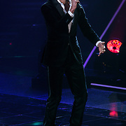 NLD/Hilversum/20141114 - The Voice of Holland 1e show, Sjors van der Panne