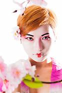 2014 Geisha Pinup - Gabrielle Lee