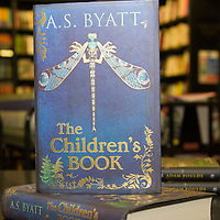 LONDON, ENGLAND - OCTOBER 05: Shortlisted book by A S Byatt The Children's Book is displayed at Hatchards in Piccadilly, ahead of the Man Booker Prize 2009 on October 5, 2009 in London, England....***Agreed Fee's Apply To All Image Use***.Marco Secchi /Xianpix. tel +44 (0) 771 7298571. e-mail ms@msecchi.com .www.marcosecchi.com