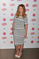 Pictured is Kimberley Walsh<br /> Lorraine's High Street Fashion Awards 2014 at Vinopolis, London, UK.<br /> Wednesday, 21st May 2014. Picture by Ben Stevens / i-Images
