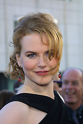 May 16, 2001; Los Angeles, CA, USA; Actor NICOLE KIDMAN @ the premiere of 'Moulin Rouge.'.  (Credit Image: Lisa O'Connor/ZUMAPRESS.com)