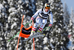 10.03.2018, Olympiabakken, Kvitfjell, NOR, FIS Weltcup Ski Alpin, Kvitfjell, Abfahrt, Herren, im Bild Hannes Reichelt (AUT) // Hannes Reichelt from Austria in action during the men's downhill of FIS Ski Alpine World Cup in Olympiabakken in Kvitfjell, Norway on 2018/03/10. EXPA Pictures © 2018, PhotoCredit: EXPA/ Jonas Ericson