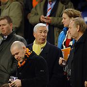 NLD/Amsterdam/20060301 - Voetbal, oefenwedstrijd Nederland - Ecuador, Henk Kessel