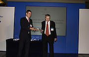 PROF ANDREW GAMBLE. Association awards, 2005. Institute of Directors. Pall Mall. London. 29 November 2005. ONE TIME USE ONLY - DO NOT ARCHIVE  © Copyright Photograph by Dafydd Jones 66 Stockwell Park Rd. London SW9 0DA Tel 020 7733 0108 www.dafjones.com
