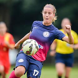 20150816: SLO, Football - UEFA Women's Champions League, ZNK Teleing Pomurje vs Olimpia Cluj
