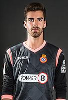 Spain - Liga BBVA 2015-2016 / <br /> ( R.C.D. Espanyol ) - <br /> German Parreno Boix
