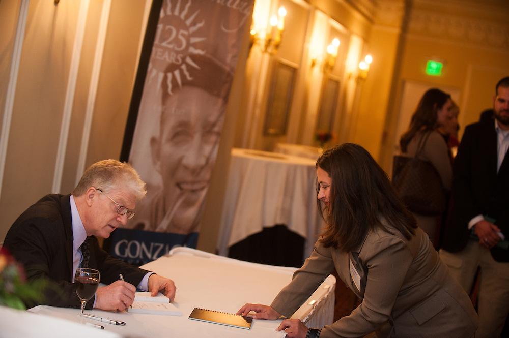 Sir Ken Robinson event