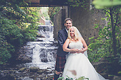 Alison & Ewan's beautiful Ancaster Mill wedding