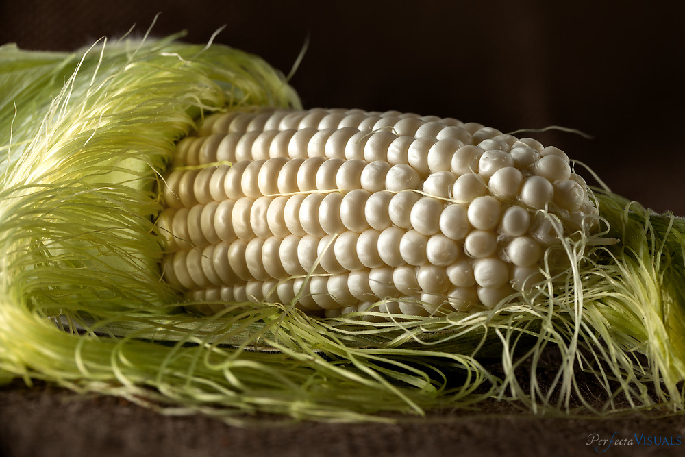 Shields Corn, OMG Triple Sweet Corn, $7/dozen<br /> <br /> Items from the Greensboro Farmers Market.<br /> <br /> Photographed, Tuesday, June 26, 2018, in Greensboro, N.C. JERRY WOLFORD and SCOTT MUTHERSBAUGH / Perfecta Visuals