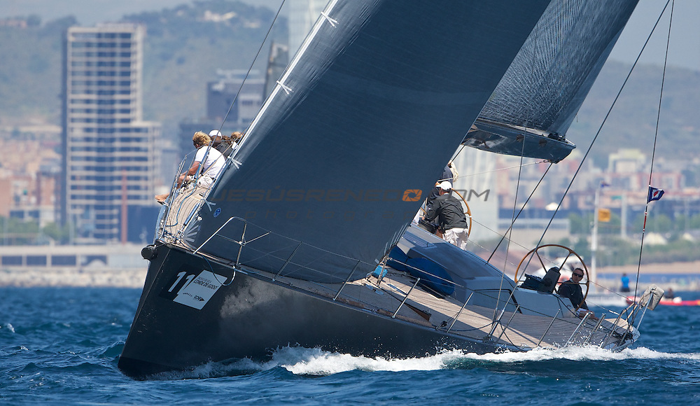 39 Trofeo de vela Conde de Godo.FIRST DAY OF RACING, ©jesus renedo