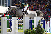 Rodrigo Pessoa - Winsom<br /> World Equestrian Festival, CHIO Aachen 2012<br /> © DigiShots