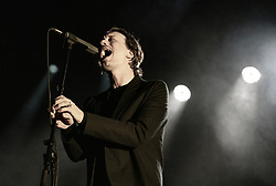 Edinburgh, Scotland, UK. 23 August 2019. Danish group Efterklang play Leith Theatre during the Edinburgh International festival 2019. Iain Masterton/Alamy Live News.