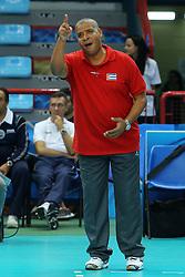 Cuba ehad coach Juan Carlos Gala Rodriguez