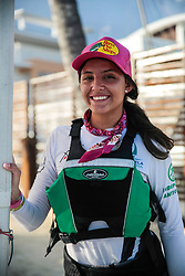 World Sailing Emerging Nations Program - Boca Chica Sailing Club, Santo Domingo 08/19/2017 - DAY 1- Maria Camila Crespo Salazar from Colombia (not confirmed)
