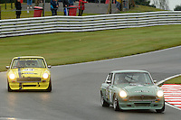 #91 Ian Prior MGB GT V8 during the MGCC Thoroughbred Sportscar Championship at Oulton Park, Little Budworth, Cheshire, United Kingdom. September 03 2016. World Copyright Peter Taylor/PSP.
