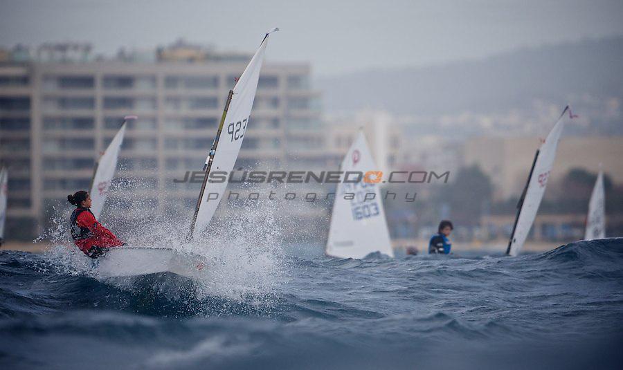 60th Ciutat de Palma trophy,Mallorca,Spain,optimist,420,