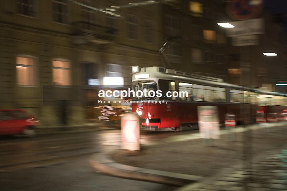 23 December 2008:  Vienna, Austria.