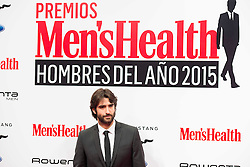 28.01.2016, Goya Theatre, Madrid, ESP, Men'sHealth Awards, im Bild Aitor Luna attends // to the delivery of the Men'sHealth awards at Goya Theatre in Madrid, Spain on 2016/01/28. EXPA Pictures © 2016, PhotoCredit: EXPA/ Alterphotos/ BorjaB.hojas<br /> <br /> *****ATTENTION - OUT of ESP, SUI*****