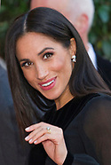 Meghan Markle's 1st Solo Royal Engagement