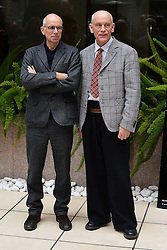 22.02.2013, Hotel Visconti Palace, Rom, ITA, Siberian Education Photocall, im Bild Gabriele Salvatores, John Malkovich // during the Siberian Education Photocall at the visconti Palace Hotel in Rom, Italy on 2013/02/22. EXPA Pictures © 2013, PhotoCredit: EXPA/ Insidefoto/ Andrea Staccioli..***** ATTENTION - for AUT, SLO, CRO, SRB, BIH and SWE only *****