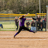 04-06-15 Berryville Girls Softball vs Lincoln