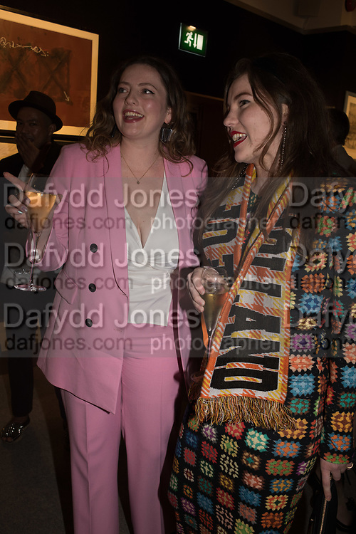 FREYA RADFORD-HOLMES,, BILLY TEMPEST, `preview evening  in support of The Eve Appeal, a charity dedicated to protecting women from gynaecological cancers. Bonhams Knightsbridge, Montpelier St. London. 29 April 2019