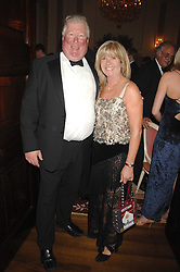 JOHN HARDEN and INGRID SEWARD at a pub style quiz night in aid of Rapt at Willaim Kent House, The Ritz, London on 25th June 2006.  The questions were composed by Judith Keppel and the winning team won £1000 to donate to a charity of their choice.<br /><br />NON EXCLUSIVE - WORLD RIGHTS