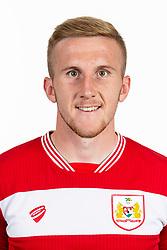Connor Evans - Ryan Hiscott/JMP - 31/07/2018 - FOOTBALL - Ashton Gate - Bristol, England - Bristol City U23 Headshots