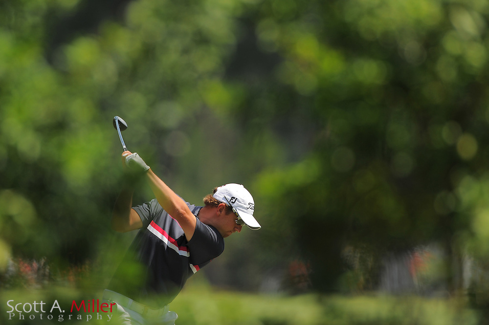Bryce Molder during the third round of the Players Championship at the TPC Sawgrass on May 12, 2012 in Ponte Vedra, Fla. ..©2012 Scott A. Miller..