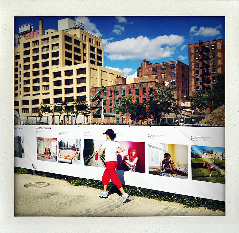 PHOTOVILLE, Brooklyn, New York, June 2012.Photographer: Ilomna Szwarc..© Stefan Falke.www.stefanfalke.com..