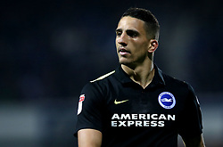 Anthony Knockaert of Brighton & Hove Albion - Mandatory by-line: Robbie Stephenson/JMP - 07/04/2017 - FOOTBALL - Loftus Road - Queens Park Rangers, England - Queens Park Rangers v Brighton and Hove Albion - Sky Bet Championship