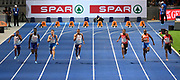 Illustration in 100m Men during the European Championships 2018, at Olympic Stadium in Berlin, Germany, Day 1, on August 7, 2018 - Photo Julien Crosnier / KMSP / ProSportsImages / DPPI