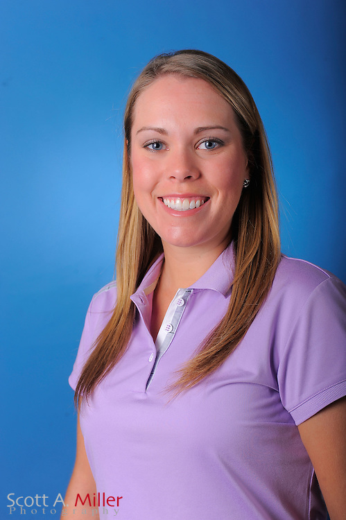 Laura Martin during a portrait session prior to the second stage of LPGA Qualifying School at the Plantation Golf and Country Club on Sept. 24, 2011 in Venice, FL...©2011 Scott A. Miller