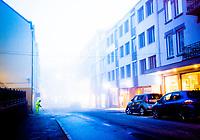 The Fogmaker.<br /> Foto: Svein Ove Ekornesvåg