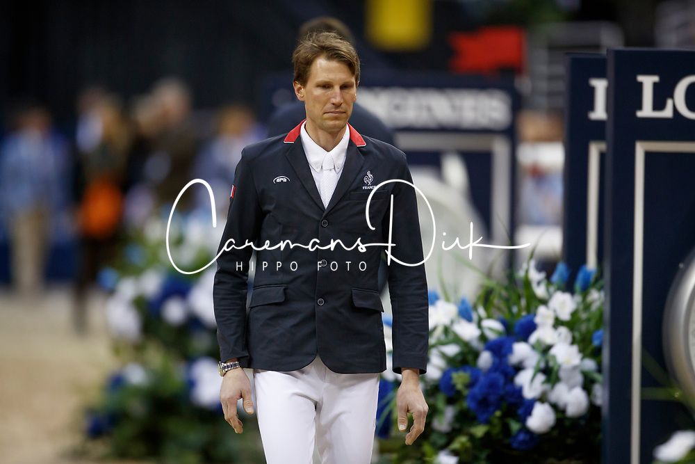 Staut Kevin, FRA<br /> Round 2<br /> Longines FEI World Cup Jumping, Omaha 2017 <br /> &copy; Hippo Foto - Dirk Caremans<br /> 01/04/2017