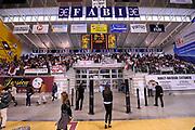 DESCRIZIONE : Ancona Lega A 2011-12 Fabi Shoes Montegranaro Scavolini Siviglia Pesaro<br /> GIOCATORE : curva<br /> CATEGORIA : curva tifosi<br /> SQUADRA : Scavolini Siviglia Pesaro<br /> EVENTO : Campionato Lega A 2011-2012<br /> GARA : Fabi Shoes Montegranaro Scavolini Siviglia Pesaro<br /> DATA : 01/04/2012<br /> SPORT : Pallacanestro<br /> AUTORE : Agenzia Ciamillo-Castoria/C.De Massis<br /> Galleria : Lega Basket A 2011-2012<br /> Fotonotizia : Ancona Lega A 2011-12 Fabi Shoes Montegranaro Scavolini Siviglia Pesaro<br /> Predefinita :
