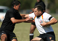 Match 9, Armed Forces Rugby Championship, 26 Oct 06, USA (5) vs. USMC (24)