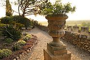 Les jardins de l'Abbaye Saint Andre