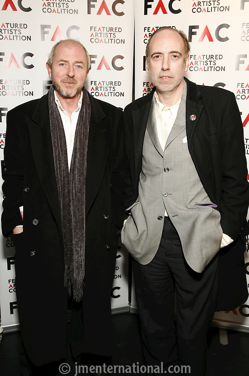 Mick Jones & Tony James