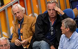 23-09-2016 NED: EK Kwalificatie Nederland - Oostenrijk, Koog aan de Zaan<br /> Nederland wint met 3-0 van Oostenrijk / Peter Murphy en Joop Alberda