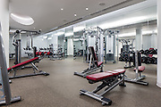 The amenities at 400 Park Avenue South in New York City.