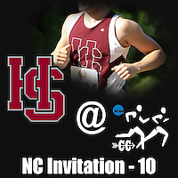 Cross-Country @ NC Invite - 10