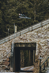 19.01.2020, Hochfirstschanze, Titisee Neustadt, GER, FIS Weltcup Ski Sprung, im Bild Jan Hoerl (AUT) // Jan Hoerl of Austria during the FIS Ski Jumping World Cup at the Hochfirstschanze in Titisee Neustadt, Germany on 2020/01/19. EXPA Pictures © 2020, PhotoCredit: EXPA/ JFK