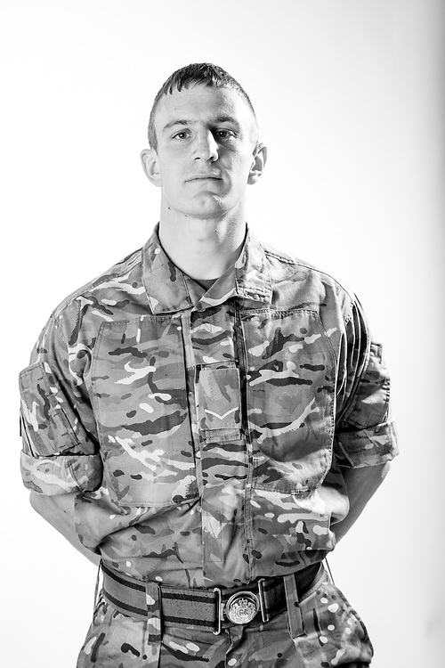 Gavin Whiteley, Army - Royal Engineers, Lance Corporal, Amphibious Engineer, 2008 - present