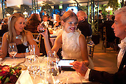 NATALIA VODIANOVA, Evgeny Lebedev and Graydon Carter hosted the Raisa Gorbachev charity Foundation Gala, Stud House, Hampton Court, London. 22 September 2011. <br /> <br />  , -DO NOT ARCHIVE-© Copyright Photograph by Dafydd Jones. 248 Clapham Rd. London SW9 0PZ. Tel 0207 820 0771. www.dafjones.com.