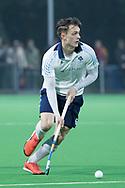 Bilthoven - SCHC - Tilburg  Heren, Hoofdklasse Hockey Heren, Seizoen 2017-2018, 13-04-2018, SCHC - Tilburg 1-1, Greg Nolan (Tilburg)<br /> <br /> (c) Willem Vernes Fotografie