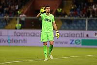 Thomas Strakosha  - Calcio Serie A - Lazio  - Genoa-Lazio - Serie A 4a giornata