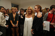 Diana Jenkins, Pamela Anderson and Stella McCartne, Pamela Anderson, PETA's Humanitarian Awards, Stella McCartney, Bruton Street, London, W1. 28 June 2006. ONE TIME USE ONLY - DO NOT ARCHIVE  © Copyright Photograph by Dafydd Jones 66 Stockwell Park Rd. London SW9 0DA Tel 020 7733 0108 www.dafjones.com