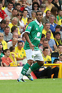 Kyle Naughton of Norwich City in action during a pre season friendly at Carrow Road Stadium, Norwich...Picture by Paul Chesterton/Focus Images Ltd.  07904 640267.6/8/11