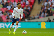 Alex Oxlade-Chaberlain of England during the UEFA European 2020 Qualifier match between England and Bulgaria at Wembley Stadium, London, England on 7 September 2019.